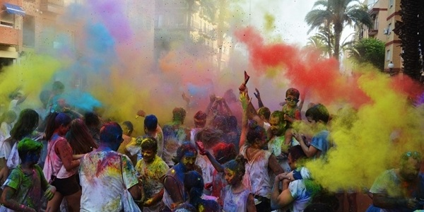 Color Run el Puig