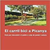 El carril bici a Picanya